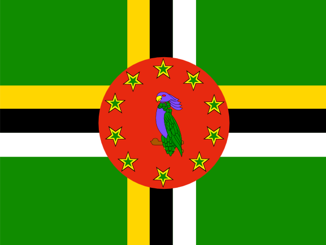 cheap international calls to Dominica